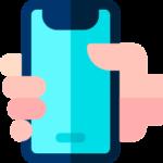 1. Hur stor är andelen människor som äger smartphones?